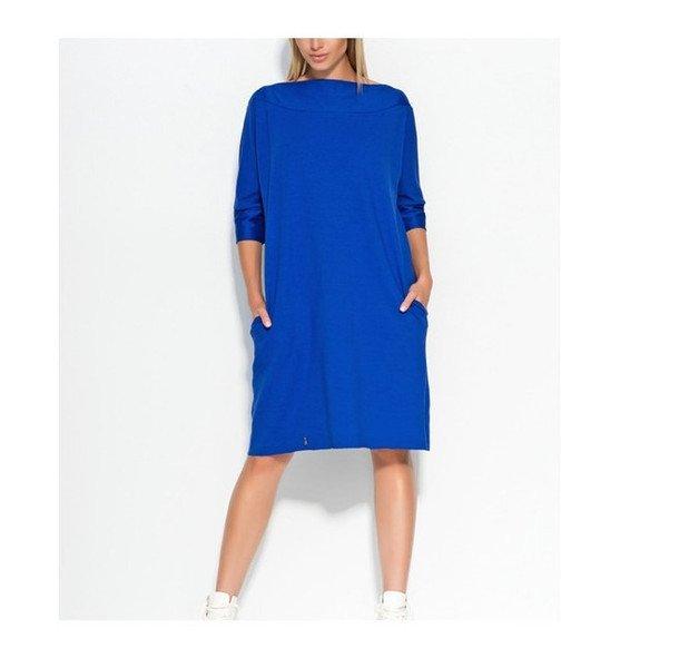 804e605ddb Sukienki Proste Sukienki Bawełniane Sukienki Midi