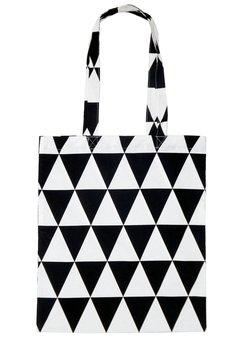 So Homely - Eko torba duże trójkąty