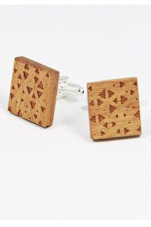 Drewniane spinki do mankietów #1 - 68891