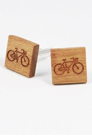 Drewniane spinki do mankietów #4 - 69260
