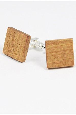 Drewniane spinki do mankietów #5 - 69261