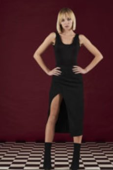 Martino Demi - Elegancka spódnica wełniana