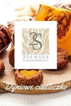 2 senses by Marta Rynkiewicz - Świeca do masażu 2 senses  Dyniowe Ciasteczko