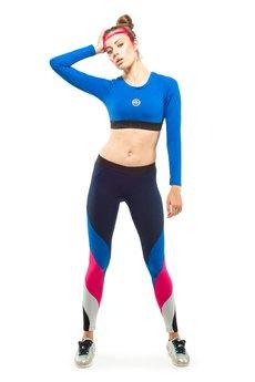 OKUAKU - Mensa Leggings (Navy Blue)