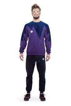 OKUAKU - Ursa Sweatshirt (Violet)