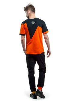 OKUAKU - Orion T-shirt (Orange)