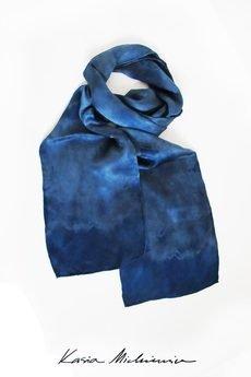 Jedwabny fulard