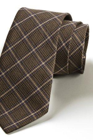 Krawat męski TARTAN