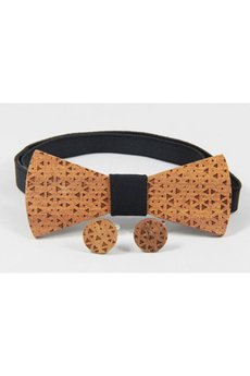 The Bow Bow Ties - Muszka + Spinki