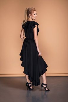 Sukienka black flamenco