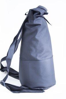 BABA - Plecak zwijany / czarny