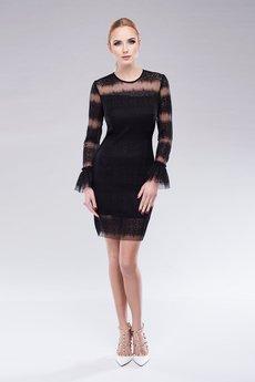 Project MESS - Sukienka Black Merida