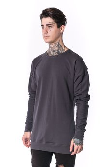 TheG Clothing - Męski panelled sweter 17