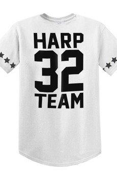 - T-SHIRT HARP 32 TEAM