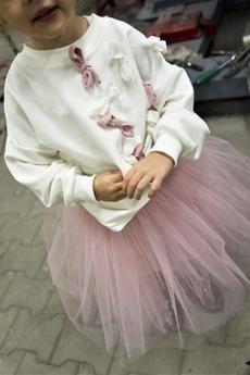 Mizerki kids - Bluza z kokardami