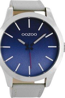 ModernTime - Zegarek OOZOO C8555 grey/blue