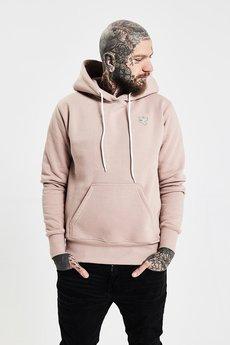 ORTIZ - Różowa bluza męska Pink Peace - Ortiz Outfit