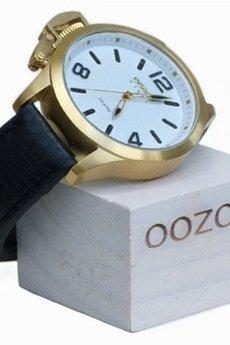 ModernTime - Zegarek OOZOO Steel OS340 Black/gold