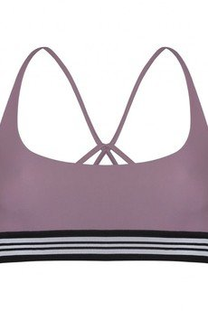 COASTAL Swimwear & Activewear - LIV TOP PINK