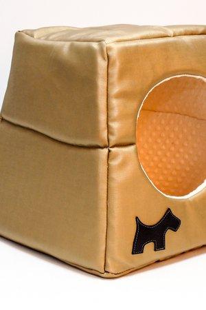 Budka dla psa lub kota EKOSKÓRA (M) - 92530