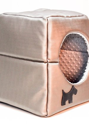 Budka dla psa lub kota EKOSKÓRA (M) - 92534