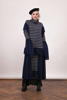 Girl Little Boy - Sukienka Stripes and Flabans