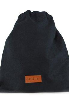 Militu - Plecak worek Mili Sac MS1 - black