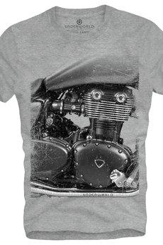 Underworld - T-shirt UNDERWORLD Ring spun cotton Motorcycle