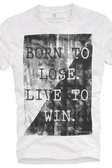 Underworld - T-shirt UNDERWORLD Ring spun cotton Born to lose