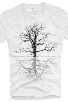 Underworld - T-shirt UNDERWORLD Ring spun cotton Drzewo