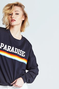 Mustache - Bluza Bird of Paradise