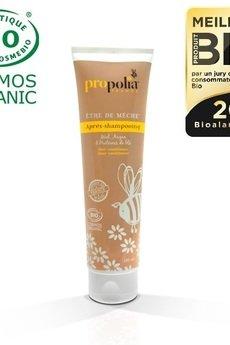 BeeYes - BIO odżywka do włosów z Miodem ,Olejkiem Arganowym & Proteinami Pszenicy – Propolia