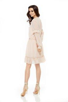 Lemoniade - LEMONIADE L240 Zwiewna sukienka