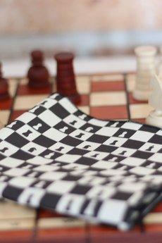 EDYTA KLEIST - Poszetka Chess Style