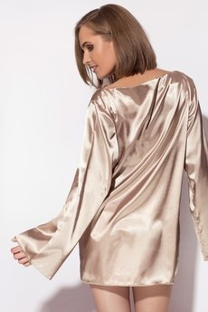SOVL - Piżama Simply złota