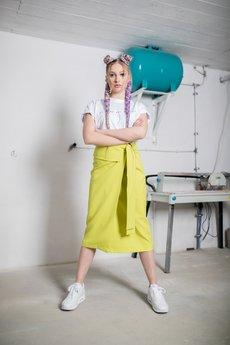 REST_FActory - Lime Enve Skirt