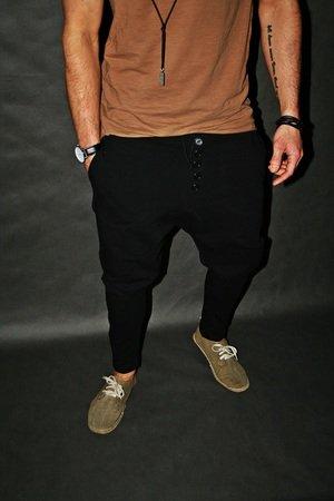 LONG PANTS 5 BUTTONS UNISEX dresowe kolory