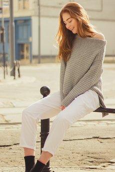 MAGDA HASIAK - sweter WZLOT