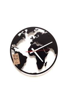 decolicious.pl - TIK TAK: Piękny i ciekawy zegar GLOBE