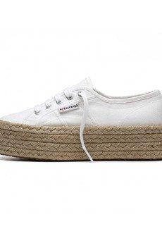 Superga - 2790 Cotropew 901 White