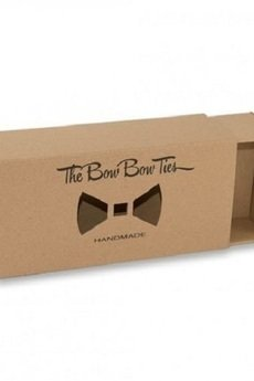The Bow Bow Ties - Muszka + Spinki #7