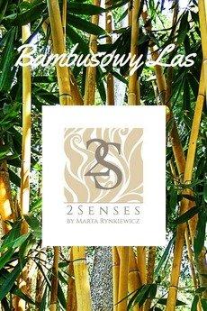 2 senses by Marta Rynkiewicz - Świeca do masażu 2 senses Bambusowy Las