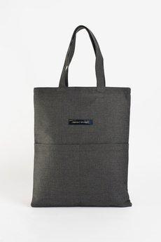 PROUDLY DESIGNED - NORDIC BAG - Grafitowa