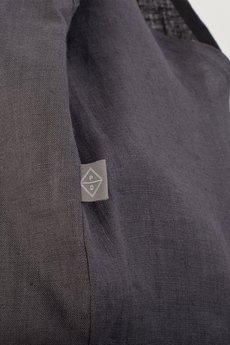 PROUDLY DESIGNED - LINEN BAG - Grafitowa