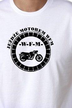 FUNfara - Koszulka męska Motor WFM