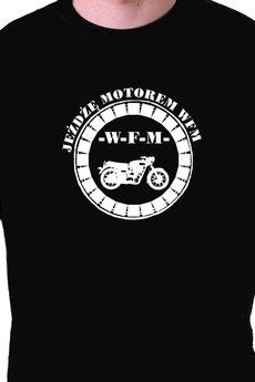 - Koszulka męska Motor WFM