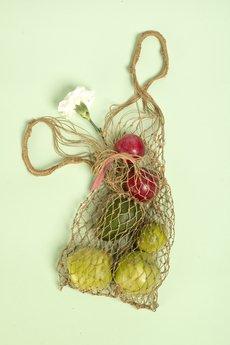 Net bag naturalna