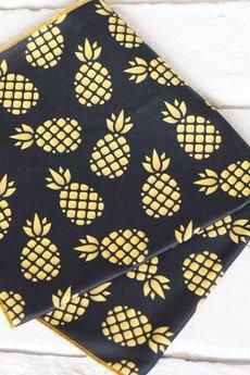 Poszetka ananas