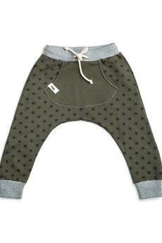 cudiKiDS - spodnie baggy STARS