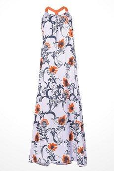 """Candy Floss - sukienka maxi """"Hawaii flower"""""""